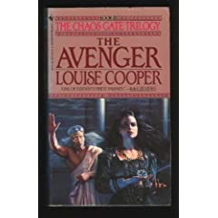 The Avenger (Chaos Gate) by Louise Cooper