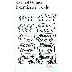 Bianca's Book Blog: Exercices de style (Raymond Queneau)