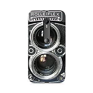 Ebby Rolleiflex Camera Premium Printed Case For Moto X Play