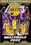 2002 NBA Finals Los Angeles Lakers Championship Video