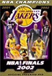 2002 NBA Finals Los Angeles Lakers Ch...