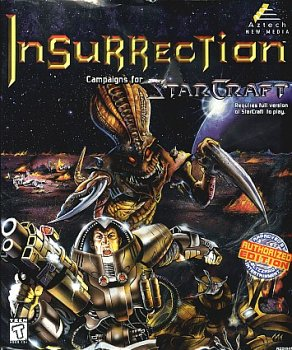 Insurrection Starcraft ExpansionB0006GXD2U