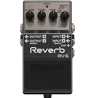 BOSS���ܥ��� Reverb��RV-6
