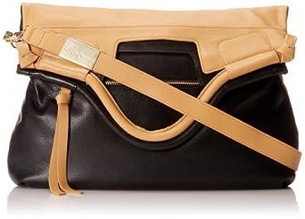Foley + Corinna Mid City Top Handle Bag,Baja/Black,One Size