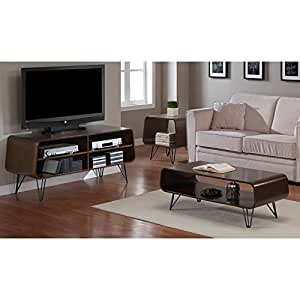 Tv entertainment center stand unit media for B q living room units