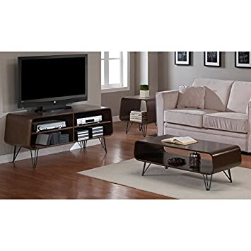 Tv Entertainment Center Stand Unit Media Storage Living Room Table Furniture Set Wall