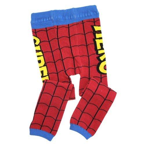 SUPER HERO/スーパーヒーロー(85cm 95cm)ベビースパッツ☆可愛い子供用タイツ/レギンス通販☆【95cm】