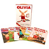 OLIVIA Loves to Read: Olivia Trains Her Cat; Olivia and Her Ducklings; Olivia Takes a Trip; Olivia and the Snow...