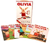 OLIVIA Loves to Read: Olivia Trains Her Cat; Olivia and Her Ducklings; Olivia Takes a Trip; Olivia and the Snow Day; Olivia Plants a Garden; Olivia Goes Camping (Ready to Read, Level One: Olivia)