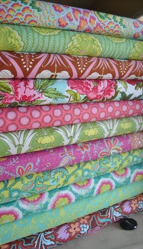 Soul Blossom Joy 11 Fat Quarter Bundle By Amy Butler