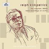 Ralph Kirkpatrick joue Bach - enr.1956-1959 - 8 CD - (Coll. Original Masters)