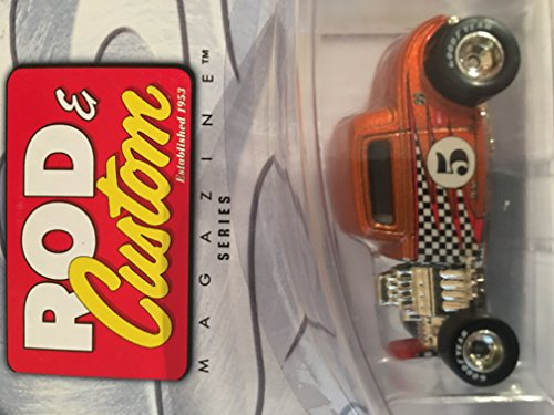 100% Hot Wheels Rod & Custom | '32 Ford no. 1 / 4 | 1:64 Die cast replica - 1