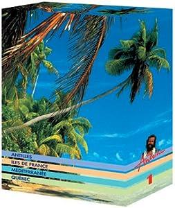 Coffret Antoine 4 DVD - Vol.1 : Antilles / îles de France / Méditerrané / Québec