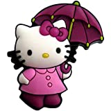 Crocs Jibbitz - Hello Kitty Rain Boot