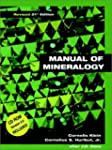 Manual of Mineralogy (after James D....