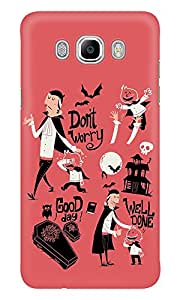 Dreambolic Don'T Worry Good Day Well Done Mobile Back Cover
