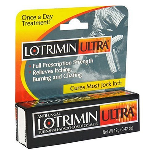 Jock Itch Treatments Stores: Lotrimin Ultra Cream for Jock