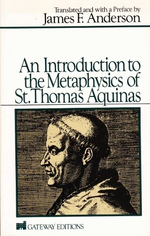 An Introduction to the Metaphysics of St. Thomas Aquinas: Texts