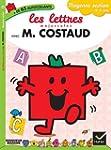 Monsieur Costaud - MS - Les lettres m...