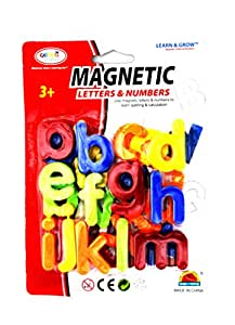 WebKreature Magnetic Learning Alphabet Small Letters