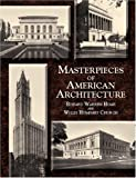 img - for Masterpieces of American Architecture (Dover Architecture) book / textbook / text book