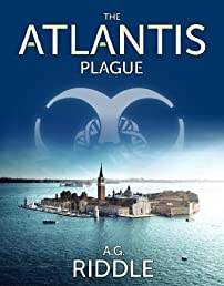 The Atlantis Plague: A Thriller (The Origin Mystery, Book 2)