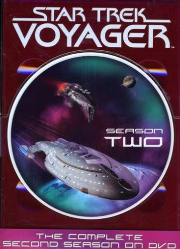 Star Trek Voyager, Season 2