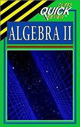 CliffsQuickReview Algebra II by Michael Sullivan