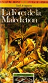 La for�t de la mal�diction par Livingstone