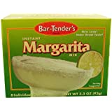 Bar-Tenders Instant Margarita Cocktail Mix (8 Pouches)