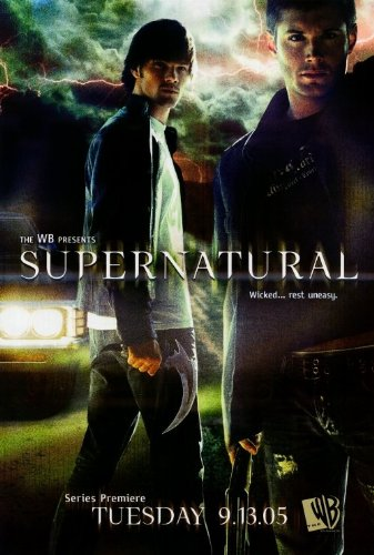 Supernatural (TV) - Movie Poster - 11 x 17