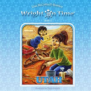 Wright on Time, Book 2: Utah Audiobook