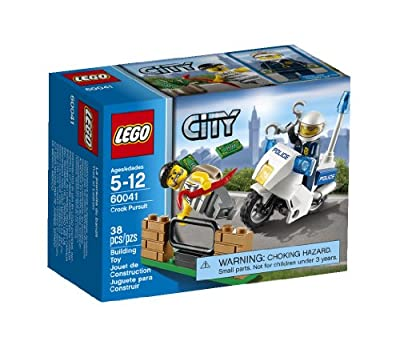 LEGO® City Police Crook Pursuit 60041 from LEGO City Police