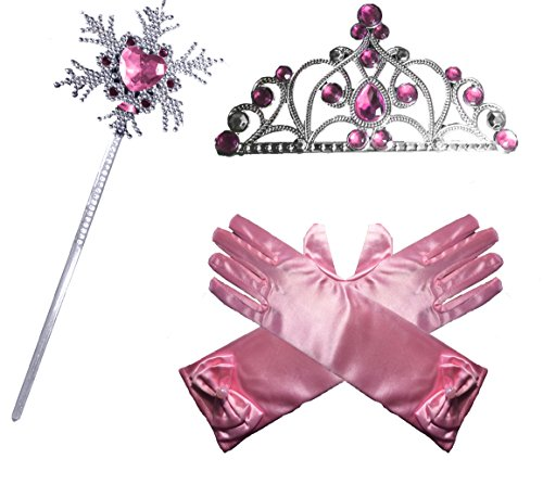 Princ (Girls Dress Up Gloves)