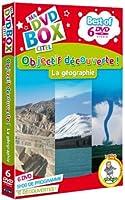 Objectif Découverte : La Géographie best of 6 DVD