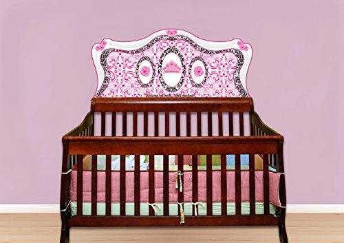 Mona Melisa Designs Baby Crib Mural, Diva