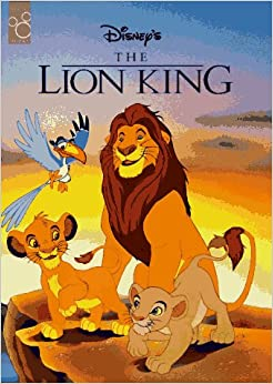 Disney's the Lion King (Disney Classic Series) Hardcover – June 1