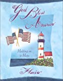 img - for God Bless America: Holding on to Hope (Flavia Gift Books) book / textbook / text book