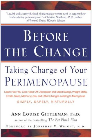 Image for Before the Change: Taking Charge of Your Perimenopause