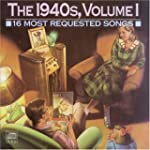 V1 1940s  16 Requested Songs