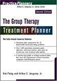 img - for The Group Therapy Treatment Planner (PracticePlanners) book / textbook / text book
