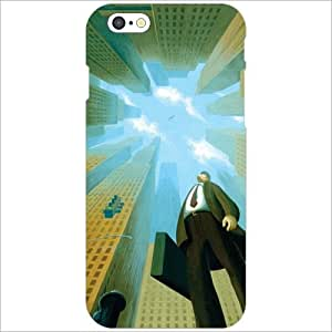 Back Cover For Apple iPhone 6S (Printland)