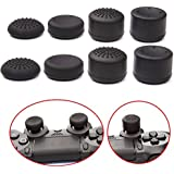 Pandaren® Thumb Grip thumbstick 8 units Professional Sets pack for PS2, PS3, PS4, Xbox 360, Wii U tablet controller