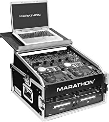 MARATHON FLIGHT READY CASES MA-M3ULT COMBO CASE W/ LAPTOP SHELF