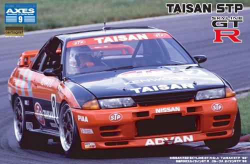 1/12 AXES No.09 R32スカイラインGT-R STPタイサン '92