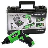 Kawasaki 603010121 - Trapano e avvitatore, a batteria