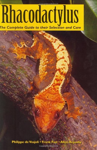 Rhacodactylus: The Complete Guide to their Selection and Care