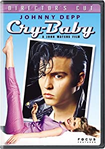 "Cover of ""Cry Baby (Director's Cut)"""