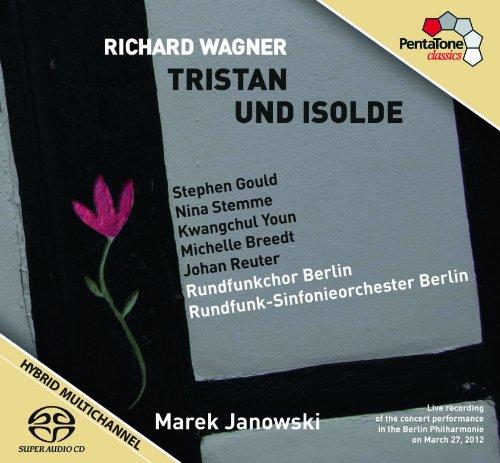 SACD : Nina Stemme - Tristan Und Isolde (Hybrid SACD, 3 Disc)