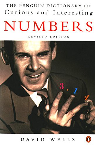 The Penguin Book of Curious and Interesting Numbers: Revised Edition (Penguin Press Science) (Penguin Press compare prices)